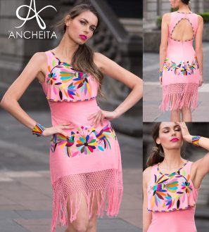 MEXICAN FASHION 2017 PINK