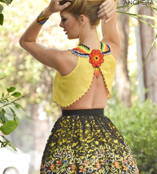 MEXICAN FASHION YELLOW 2017