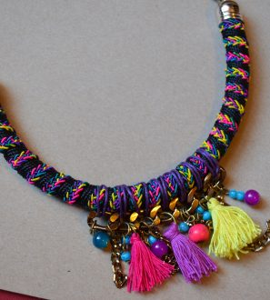 Morenita mia collar colores