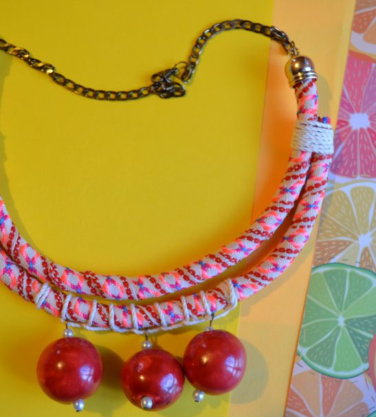 Collar Super red 2
