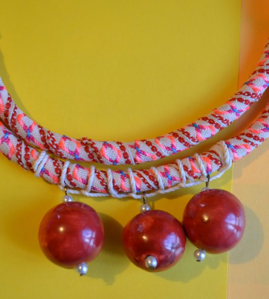 Collar Super red