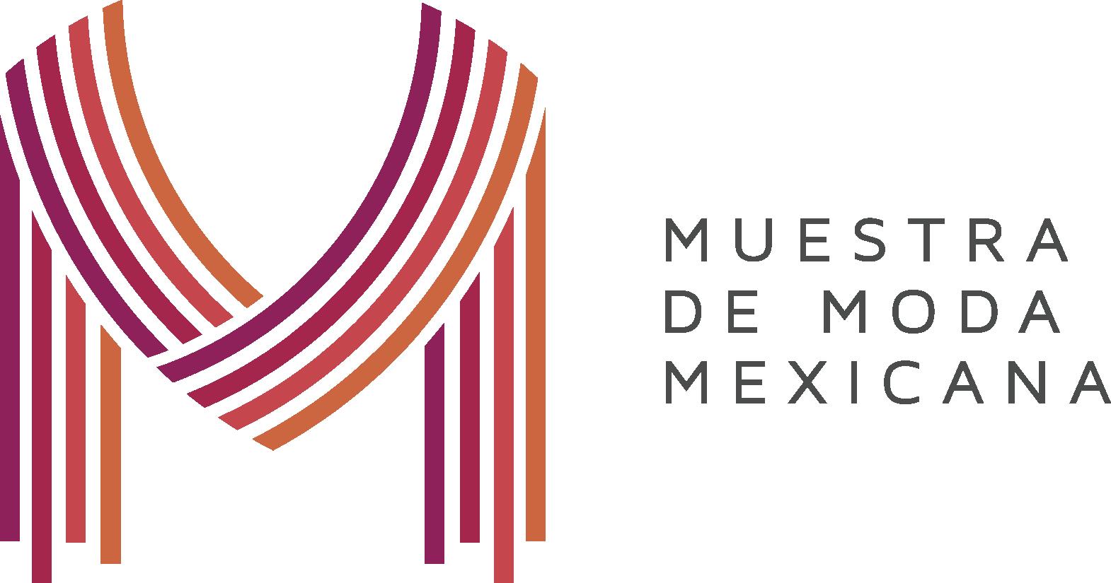 Muestra de Moda Mexicana logo
