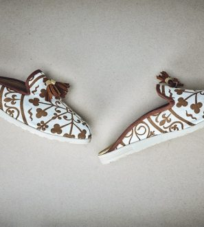 Calzado artesanal Siena MULE